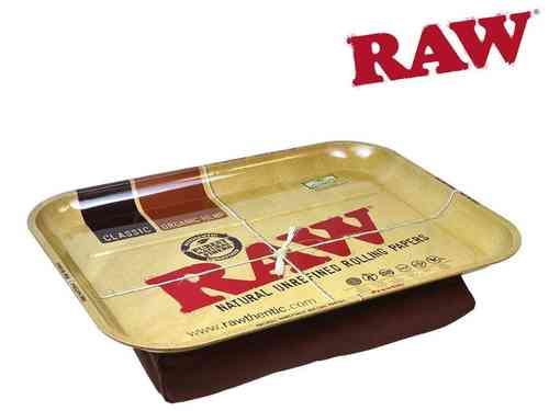 RAW Metal Rolling Tray XXL Bean Bag