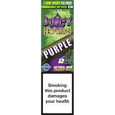 Juicy Hemp Purple