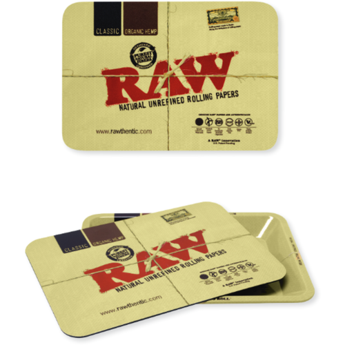 Raw Magnetic Rolling Tray Cover Mini