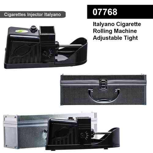 Italyano cigarette rolling machine