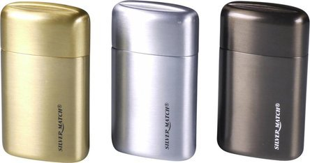 "SILVER MATCH ""Piccadilly"" jet-flame-lighter"