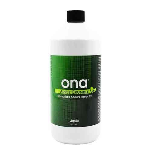 ONA Liquid Apple Crumble - 922ml